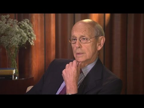 Justice Breyer on revisiting the death penalty