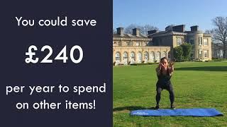 LRG Fitness | Save Money!