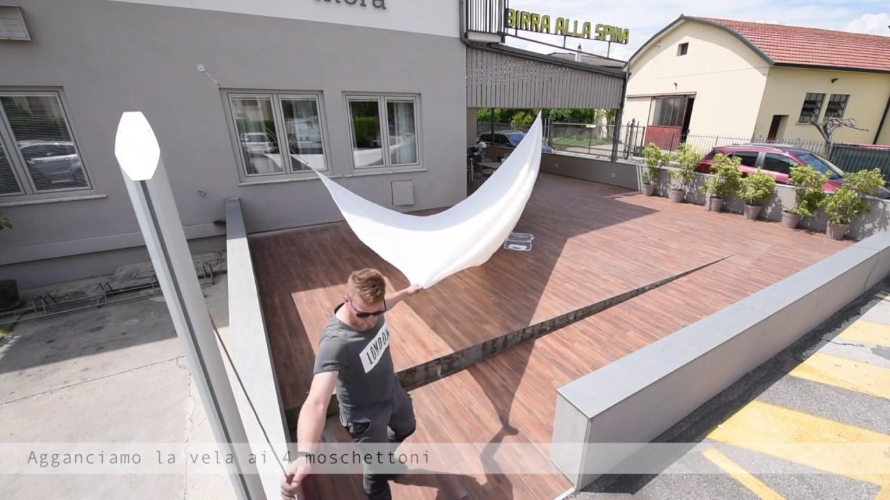 Vela Triangolare Da Giardino maanta: vele ombreggianti easyshade 2.0