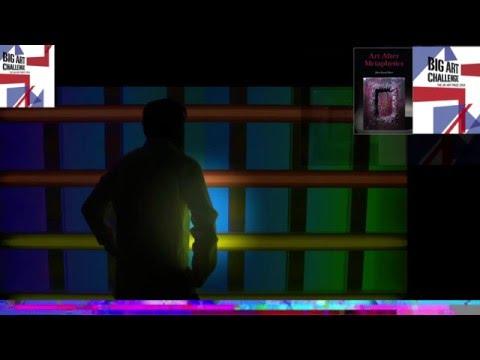 Dan Flavin Minimalist Art. The Art of America Documentary clip