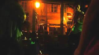 Triceratops live August 4th 2012 @ Side One Bar, Saint-Avold, Franc...