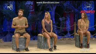 Survivor  2016  Ceyrek Final - SEMİH ELENDİ