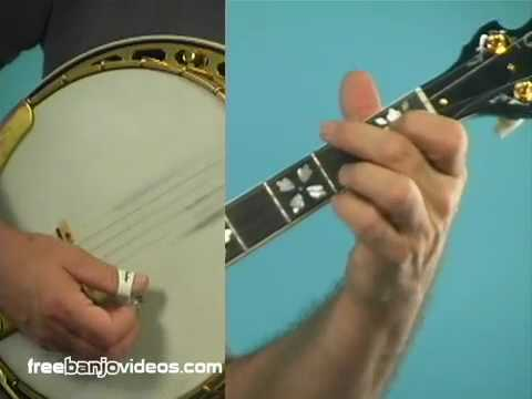 Easy Banjo Chords - YouTube