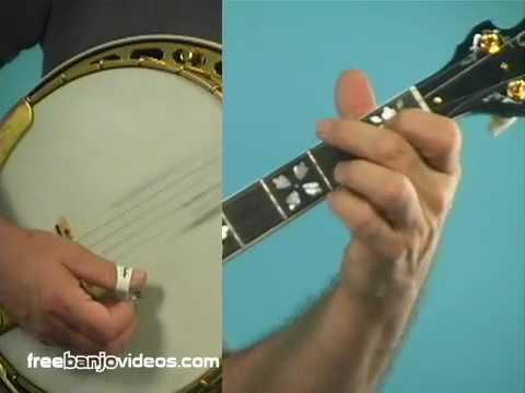 Easy Banjo Chords Youtube