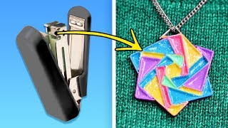 10 WONDERFUL DIY IDEAS WITH EVERYDAY ITEMS