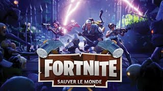[FR/PS4] LIVE FORTNITE SAUVER THE WORLD ROAD 760 ABO