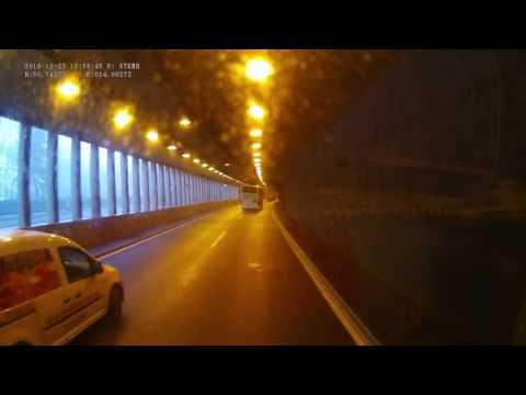 Czech Republic. Motorway D8 (complete), 94-0 km. 2016-12, 1x