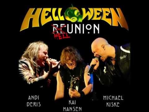 Helloween - I Want Out (Andi Deris, Kai Hansen and Michael Kiske) [Sample]