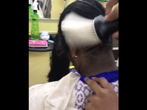Indian Girl UnderCut Style Video(trailer)