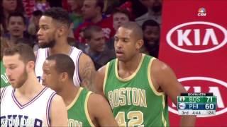 Al Horford Highlights vs Philadelphia 76ers (27 pts, 8 reb, 6 ast)
