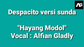 Video Despacito versi sunda download MP3, 3GP, MP4, WEBM, AVI, FLV Agustus 2018