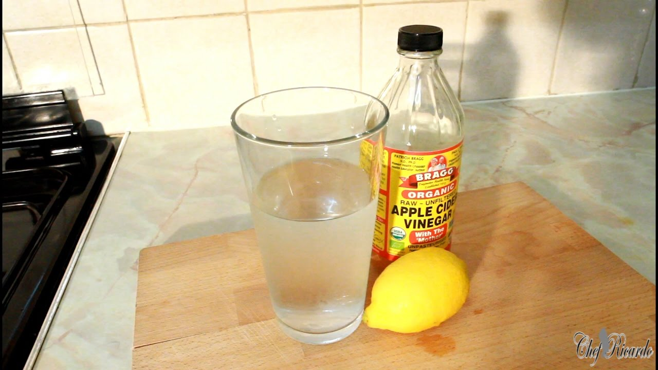How To Lose Belly Fat Fast in 1 Week Apple Cider Vinegar ...