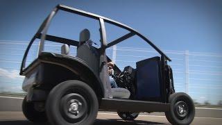 Taller presencial vehículo eléctrico
