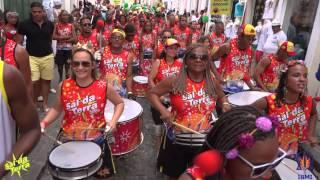 Impacto de Carnaval 2015 - Desfile no Pelourinho(Carnival Impact 2015 - Parade in Pelourinho)