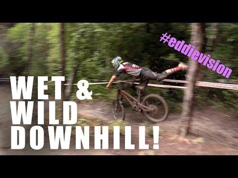 WET & WILD DH! #eddievision Oceania DH Champs