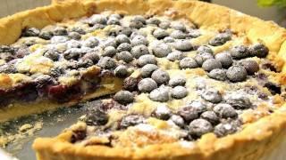Easy Blueberry Pie - Great Recipe
