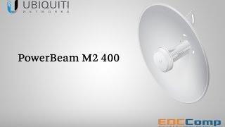 видео Ubiquiti PowerBeam 2AC (PBE-2AC-400)