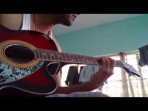 Khuda bhi- guitar version - Ek paheli Leela - sunny, mohit chauhan