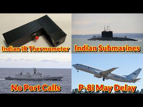 Defence Update 3rd April 2020 (Part-1)| Indian Submarine Fle