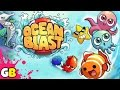 Ocean Blast – Puzzle Game Set Under the Sea (By Pandastic Games) iOS / Android Gameplay Video