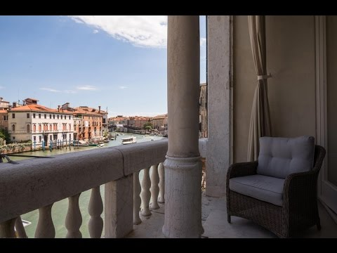 Lucrezia Grand Canal: luxury rental apartment in Venice