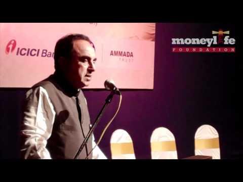 Part 1/2 - Subramanian Swamy speech in Mumbai on 5th Feb, 2012