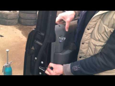 розборка двери Range Rover 3