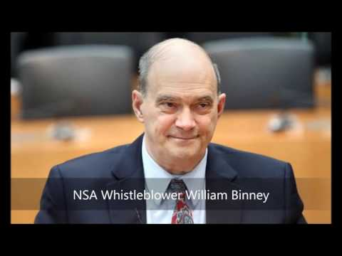 NSA Whistle Blower William Binney: A Good American