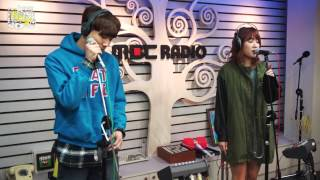 윤하의 별이 빛나는 밤에 - SoYou & JunggiGo - Some, 소유 & 정기고 - 썸 20140306