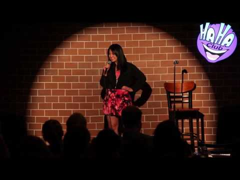 Sherry Shaoling Standup Comedy 6/19/2016