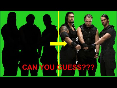 Can You Guess These WWE TAG TEAM 2018?? [HD]