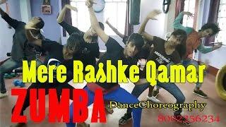 Mere Rashke Qamar Tune Pehli Nazar Song Zumba Dance Choreography