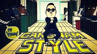 PSY - GANGNAM STYLE [Dance Mashup] | TheTalentedGamerHD