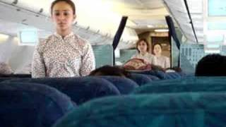 Oman Air (Marmul - Muscat) Safety Briefing