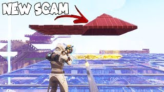 This New Scam is Better Then Ever! 😱 (Scammer Gets Scammed) Fortnite Save The World