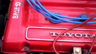 ヤマハエンジン TOYOTA CELICA 1600GT LB トヨタセリカリフトバック 2TG thumbnail