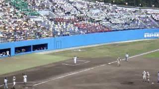 2011/7/23 能代商業 対 秋田中央 秋田県大会決勝①