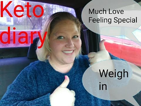 keto-diary;-weigh-in,-feeling-special!