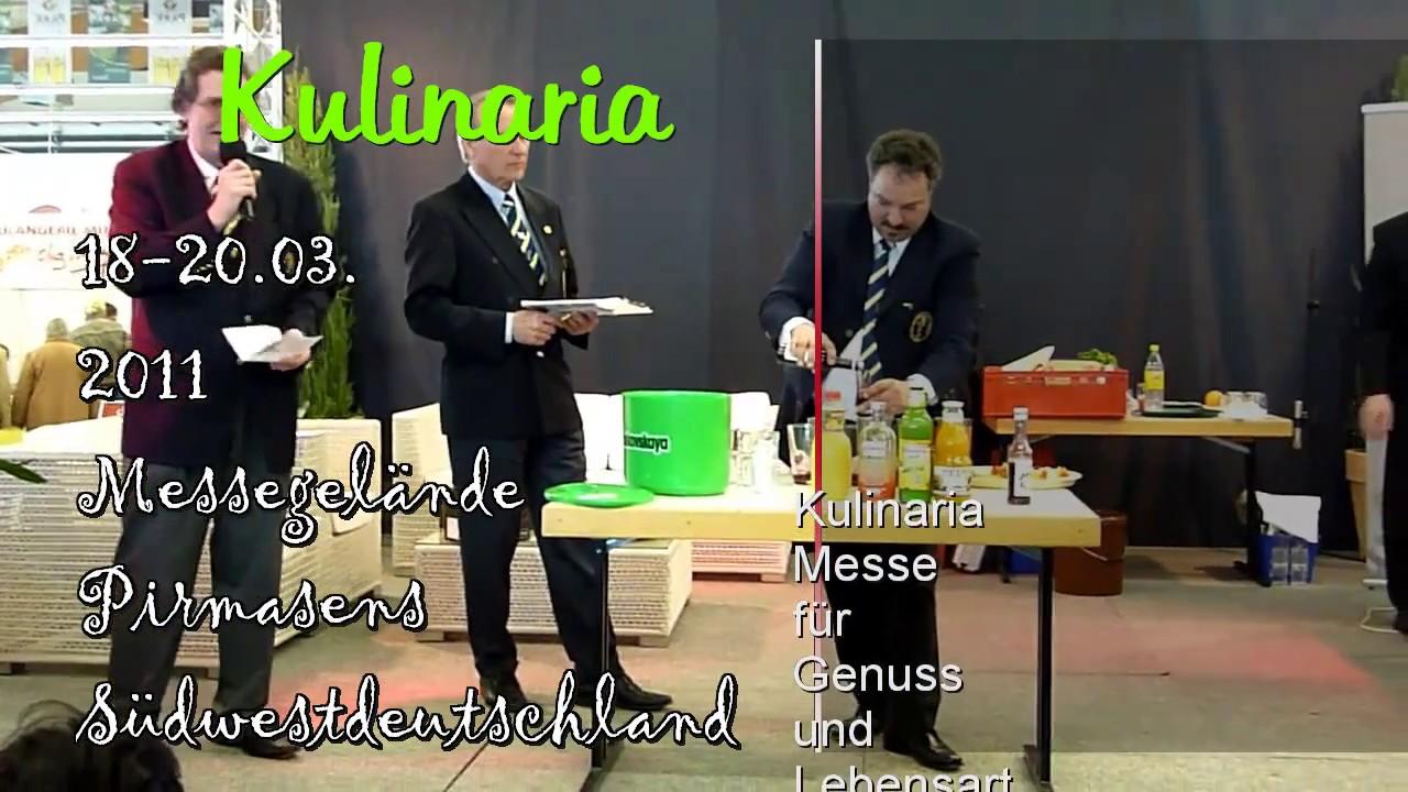 Kulinaria Pirmasens Eventbuehne Cocktail Landesmeisterschaft Clip 14