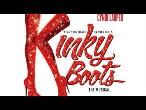 Kinky Boots  -  Sex is in the Heel - Demo Karaoke - Backing track
