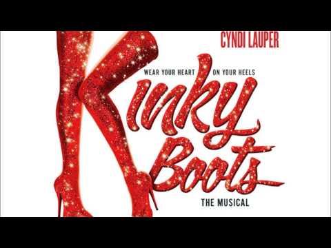 Kinky Boots  -  Sex is in the Heel - Demo Karaoke - Backing track