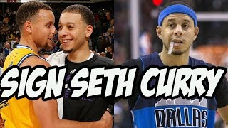 5 Players The Warriors Should Target In Free Agency | Steph Curry's Brother?