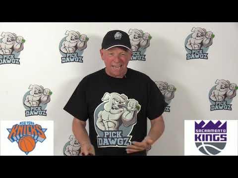 Sacramento Kings vs New York Knicks 12/13/19 Free NBA Pick and Prediction NBA Betting Tips