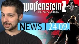 Wolfenstein: The New Order 2 geleakt - Update für Windows 7/8 macht alte Spiele unbrauchbar - News