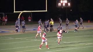 Piranhas Rugby Match saison régulière 2017 - McGILL