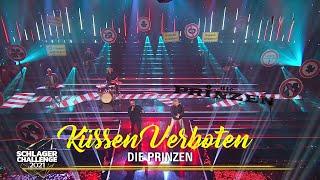 Die Prinzen - Küssen Verboten (Schlager Challenge 2021)