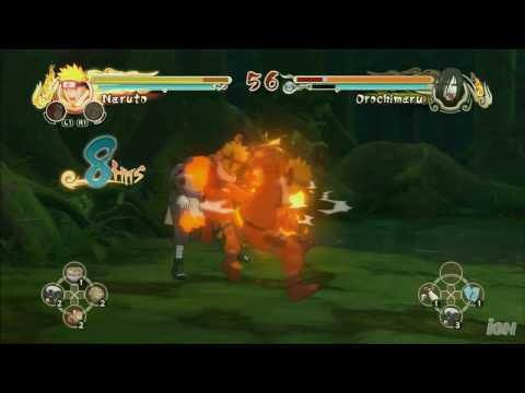 Naruto: Ultimate Ninja Storm Review