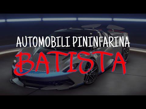 Automobili Pininfarina BATISTA! | review/test drive | ASPHALT 9: LEGENDS