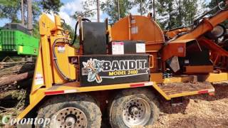 Mid-south Forestry Equipment show, the final video