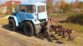 Самодельный трактор. Украина(, 2016-01-03T16:19:03.000Z)